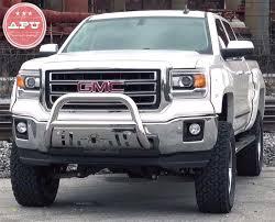 100 Bull Bars For Chevy Trucks 2006 Gmc Sierra Bar New Black Widow 2014 2017 Silverado