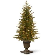 Plantable Christmas Trees Columbus Ohio by 5 5 Ft And Under Artificial Christmas Trees Christmas Trees