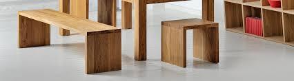 moderne design sitzbänke ohne lehne i holzdesignpur