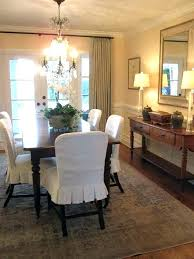 Dining Room Chair Seat Slipcovers Slipcover Cover Awesome