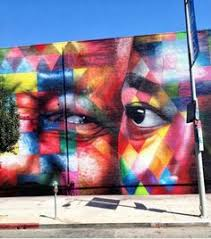 Famous Mural Artists Los Angeles by Here U0027s A Wonderfully Put Together Collaboration Piece By Famous