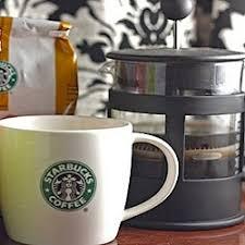 Starbucks French Press