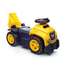 Mega Blocks - CAT With Excavator Ride On - Mega Bloks - Toys