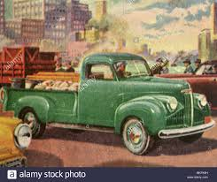 100 1947 Studebaker Truck Stock Photo 184285741 Alamy