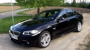 2015 BMW 530d 258 HP Test Drive