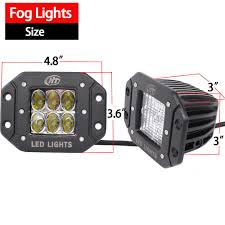 House Tuning CREE LED 60W Diffused Flood Backup Reverse LED Flush ... Xuanba 6 Inch 70w Round Cree Led Work Light For Atv Truck Boat Rigid 40337 Fog Brackets Chevy Silverado 2500hd 3500hd Complete Suv Backup Reverse Lighting Kit With Rigid 4inch 18w Led Spot Bar Offroad Pods Lights 4wd Amazonca Accent Off Road United Pacific Industries Commercial Truck Division Monster 16led Extrabright Flood Cross Vehicle Arb 44 Accsories Intensity 4x4 Modular Stackable 10w High Power 4wd Trucklitesignalstat 5 X In 9 Diode Black Rectangular 846 Lumen Watch Bed Beautiful Outdoor Trucks Best Price Tcx 16 3w