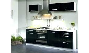 meuble de cuisine noir meuble cuisine laque noir alaqssa info