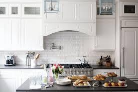 kitchen design modern white backsplash tiles subway tile ideas