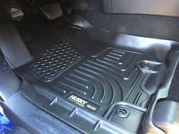 Husky Weatherbeater Floor Liners Amazon by 2011 Floor Liners New Discussion Husky Vs Weathertech Page 16