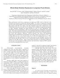 PDF) Whole Body Vibration Exposures In Long-haul Truck Drivers Man Tgx 33 580 6x4 Bls 2016 In Detail Review Walkaround Interior What Do We In A World Without Truck Drivers Wonder Fear Longdistance Driver Salaries Bizfluent Driver Demographics Approaching Cliff Fleet Owner Heres What Its Like To Be Woman Truck How America Keeps On Trucking Tradevistas 18500 4x2 Efficientline 3 Tractor 2018 Exterior 26560 6x24 D38 Huippu Vasteet_truck Units Is Among The Deadliest Jobs Us Truckscom The Real Cost Of Operating We Are Practioners Driving School Lafayette La Top Result Resume Samples For