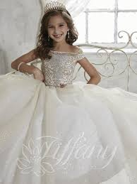 tiffany princess pageant dresses for girls style 13457 girls