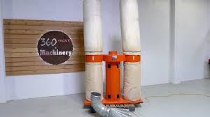 Dust Collector Floor Sweep by Coral Gam 2c Dust Collector W 5 Way Manifold Sold Youtube