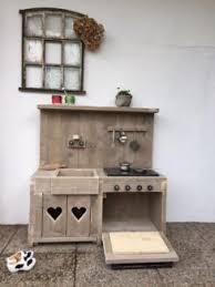 holzküche spielküche massiv kinderküche design in nordrhein