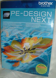 PED PE Design Next Embroidery Software UPGRADE PLUS TO NEXT