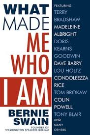 washington speakers bureau what made me who i am book by bernie swain official publisher
