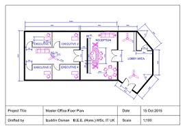nice design ideas floor plan in autocad 15 for home on modern
