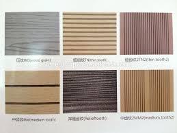 wooden garden tiles factory certification wood plastic composite