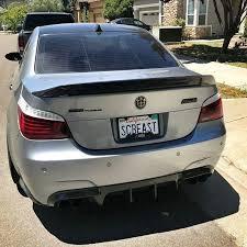 BMW E60 M5 – DINMANN