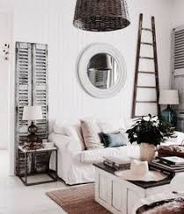 Looking for some living room inspiration Mix natural rustic