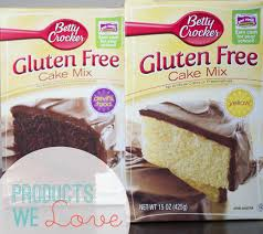 Products We Love Betty Crocker Gluten Free Dairy Free Cake Mix