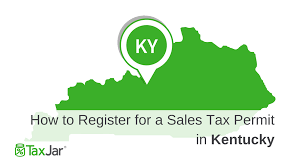 Ky Revenue Cabinet Collections by Register Sales Tax Permit In Kentucky Png