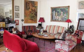 Interior Design DC Parisian Living Room
