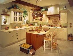 Beautify Your Kitchen With Italian Decor Beautiful Simple Bright