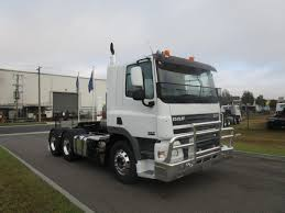 2009 DAF CF 85 Series DAY CAB For Sale In Laverton North At Adtrans ...