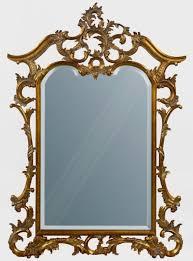casa padrino luxus barock mahagoni spiegel antik gold 100 x 4 x h 159 cm prunkvoller handgeschnitzter wandspiegel im barockstil antik stil
