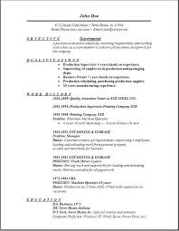 Federal Government Resume Examples Templates Template Good Gov Canadian Samples