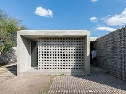 100 Block House Design Concrete Homes Offer Modern Design On A Budget In Argentina