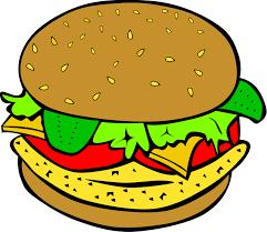 800x692 Hamburger Clip Art Pictures Clipart Panda