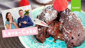 lava cake mit chili rezept ohne zucker schokoküchlein mit flüssigem kern
