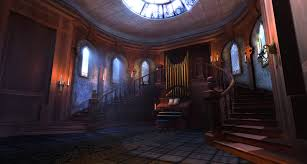The Haunted Mansion By Shogun 3D