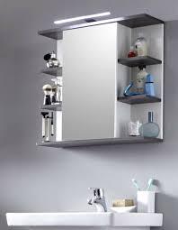 bad spiegelschrank badezimmer spiegel mit regal in weiß grau sardegna california