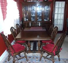 Ethan Allen Dining Room Set Vintage by Ethan Allen Dining Room Set Marceladick Com