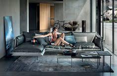 arketipo canapé arketipo auto corner sofa designed by giuseppe viganò