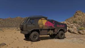 100 Dakar Truck ArtStation Super Kamaz Rally David Edward Brack Iii