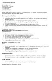 Examples Of Resumes For Medical Assistants Assistant Instructor Professional