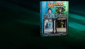 Common Mtg Deck Themes by Duel Decks Jace Vs Vraska Magic The Gathering