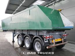 AMT 36m3 Liftachse TEBS G2 Semi-trailer €14800 - BAS Trucks