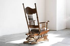 19th Century Victorian Platform Glider In Oak And Brass At 1stdibs American Victorian Eastlake Faux Bamboo Rocking Chair National Chair Wikipedia Antique Wooden Rocking Ebay Image Is Loading Oak Bentwood Rocker And 49 Similar Items Accent Tables Chairs Welcome Home Somerset Pa Bargain Johns Antiques Morris Archives Classic 1800s Abraham Lincoln Style Ebay What Is The Value Of Rockers Gliders I The Beauty Routine A Woman Was Anything But Glamorous