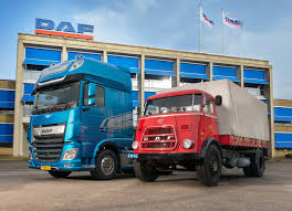 Innovative Electric Trucks Demonstrate The Road To The Future - DAF ...