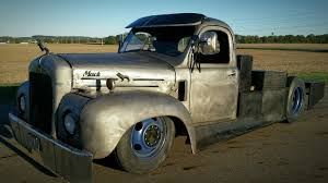 Rat Rod Mack Semi Trucks