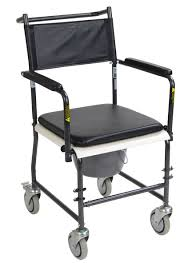 handicap toilet chair with wheels portable upholstered commode with wheels and drop arm drive