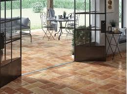 Indoor Outdoor Wall Floor Tiles With Terracotta Effect TUSCANY