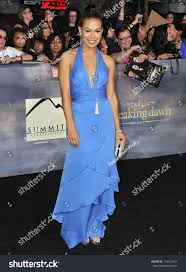 Toni Trucks At The World Premiere Of Her Movie