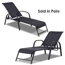 Giantex 2 Pcs Outdoor Patio Chaise, Adjustable Lounge Chairs Patio  Furniture, Backyard Lawn Sling Chaise W/Adjustable Back, Beach Yard Pool  Folding ... Fascating Chaise Lounge Replacement Wheels For Home Styles Us 10999 Giantex Folding Recliner Adjustable Chair Padded Armchair Patio Deck W Ottoman Fniture Hw59353 On Aliexpress For With Details About Mainstays Brinson Bay Cushions Set Of 2 Durable New Lloyd Flanders Reflections Wicker Sun Lounger Outdoor Amazoncom Curved Rattan Yardeen Pack Poolside Homall Portable And Pe 1 Veranda Cover Beige China Plastic White With Footrest Havenside Kivalina Oak 2pack