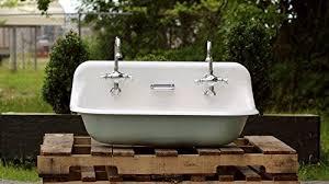 Kohler Gilford Sink Specs by Antique Farmhouse Sink Store