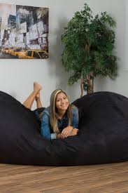 Fuf Bean Bag Chair Medium by 6 Tips On How To Clean A Bean Bag Chair Overstock Com